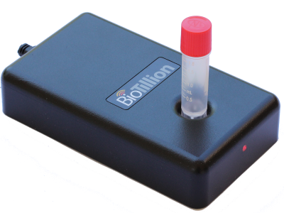 Single Vial Reader
